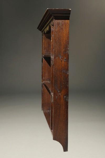 Oak plate rack A2003B