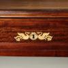 French satinwood and prima vera mahogany, Napoleon III partners desk A2251F