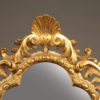 Pair of Italian gilded mirrors A2258C