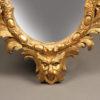 Pair of Italian gilded mirrors A2258E