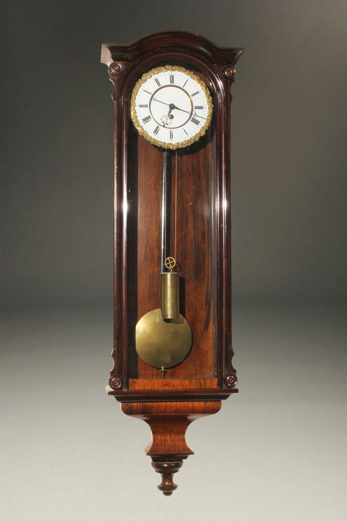 A2276A-vienna-regulator-antique-wall-clock
