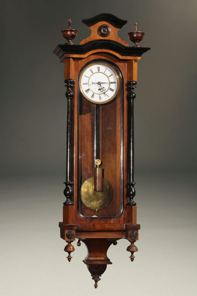 A2307A-vienna-clock-antique-regulator