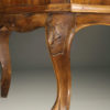 19th century Italian bombe commode in burr walnut, circa 1890 A2435F