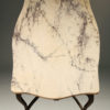Antique Louis XV style marble top table A3338C