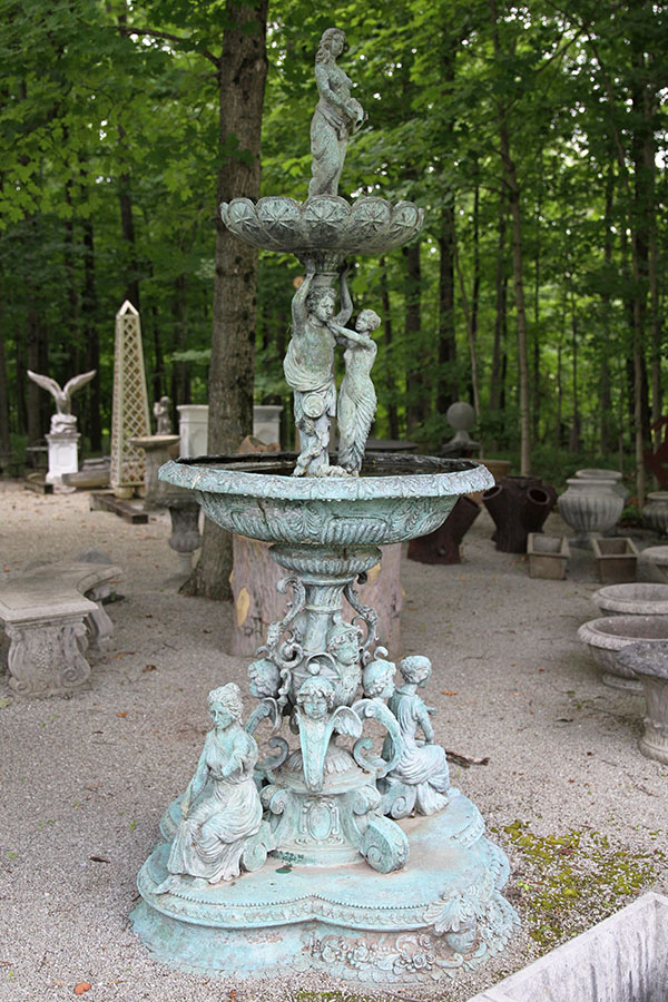 Classic Greek Fountain A3425A