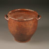 19th century French pot with handles A4165A1
