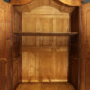 Very unusual French Neo Classic armoire with ball and claw feet A4342F