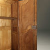 Very unusual French Neo Classic armoire with ball and claw feet A4342H