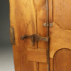 Very unusual French Neo Classic armoire with ball and claw feet A4342I