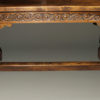 Late 19th century antique English farmhouse table A4399D