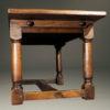 Late 19th century antique English farmhouse table