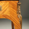 late 19th century French Louis XV style writing desk A4835J
