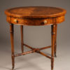 Excellent quality custom Federal style table A5217A1