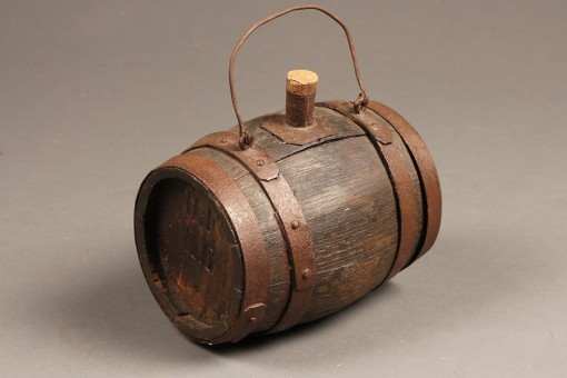 19th century personal wine/cognac cask A5252A1