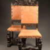 Pair of Flemish hall chairs A5261A1