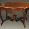 19th century French antique parlor table A5269A1