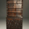 Antique French hand carved Book case A5287A1