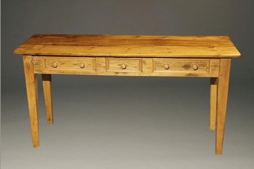 A5337A-English-hunt-table-pine-drawers-antique1