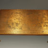 A5342C-antique-rosewood-copper-coffee-map-table