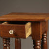 A5356D-american-stand-table-drawer-antique