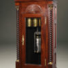 Tall case clock with movement by Elliott, case by Durfee A5473D
