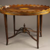Antique Hepplewhite style Tea table