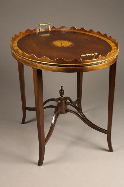 Antique Hepplewhite style Tea table