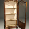 A5409B-antique-cabinet-louis XVI-vitrine