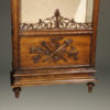 A5409E-antique-cabinet-louis XVI-vitrine