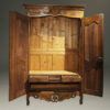 Antique Country French armoire A5406B