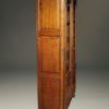 Pair of oak bookcases A5413D