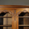 Pair of oak bookcases A5413E