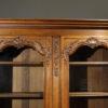 Pair of oak bookcases A5413E