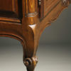 Pair of oak bookcases A5413G