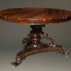 A5427A Antique Rococco style entry hall table