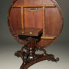 A5427D-antique-entry-table-center-rococco-rosewood