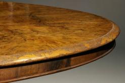 A5428F-antique-tilt top-breakfast-table-walnut