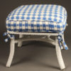 Wicker stool A5432A