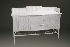 Wicker sideboard A5434A