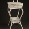 Wicker sewing basket A5438C