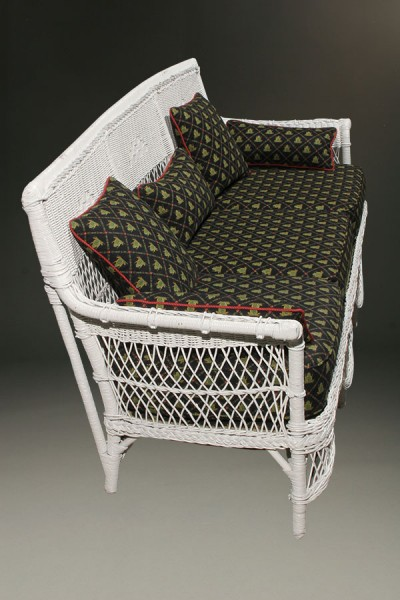 Wicker sofa A5439B