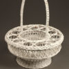 Wicker drinks carrier A5445A-wicker