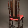 Pair of Baroque style chairs A5455D