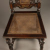 Pair of Baroque style chairs A5455G