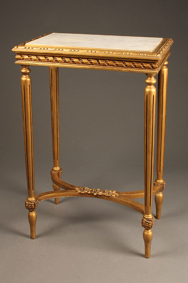 A5458A-louis XVI-french-table-gilded-marble
