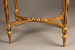 A5458E-louis XVI-french-table-gilded-marble