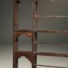 Oak plate rack A5462C