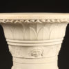 Pair of Parian pedestals A5468F