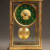 Antique French Mantle Clock A5469A