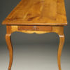 French cherry farmhouse table A5473B